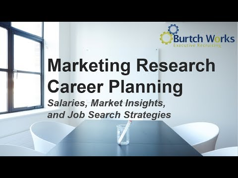 Marketing Research & Consumer Insights Career Planning: Salaries, Market Insights, & More