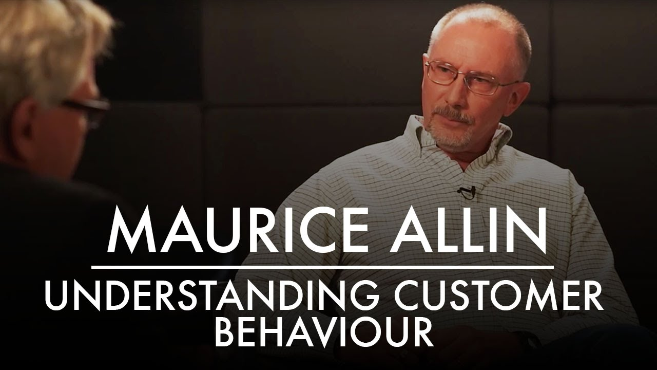 Understanding Customer Behavior | Customer Insight Expert Maurice Allin | AQ's Blog & Grill