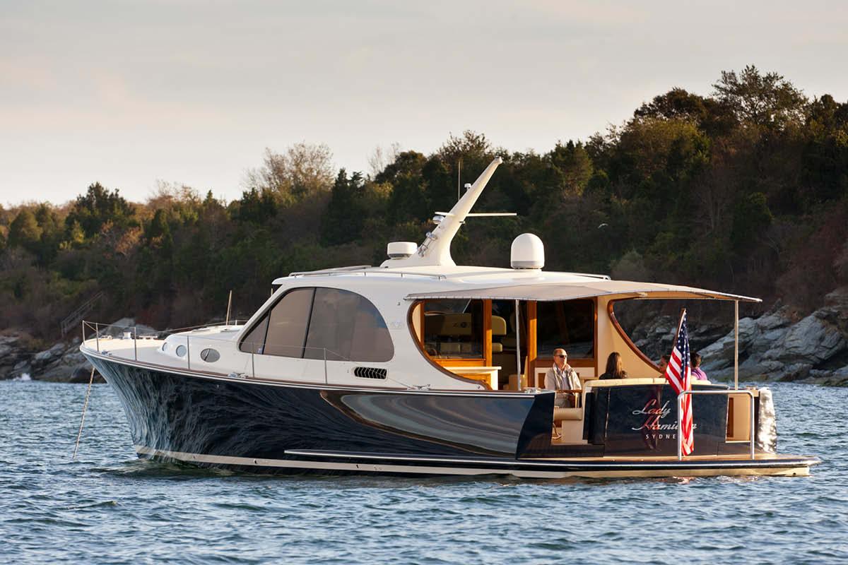 Downeast Motor Yachts Market