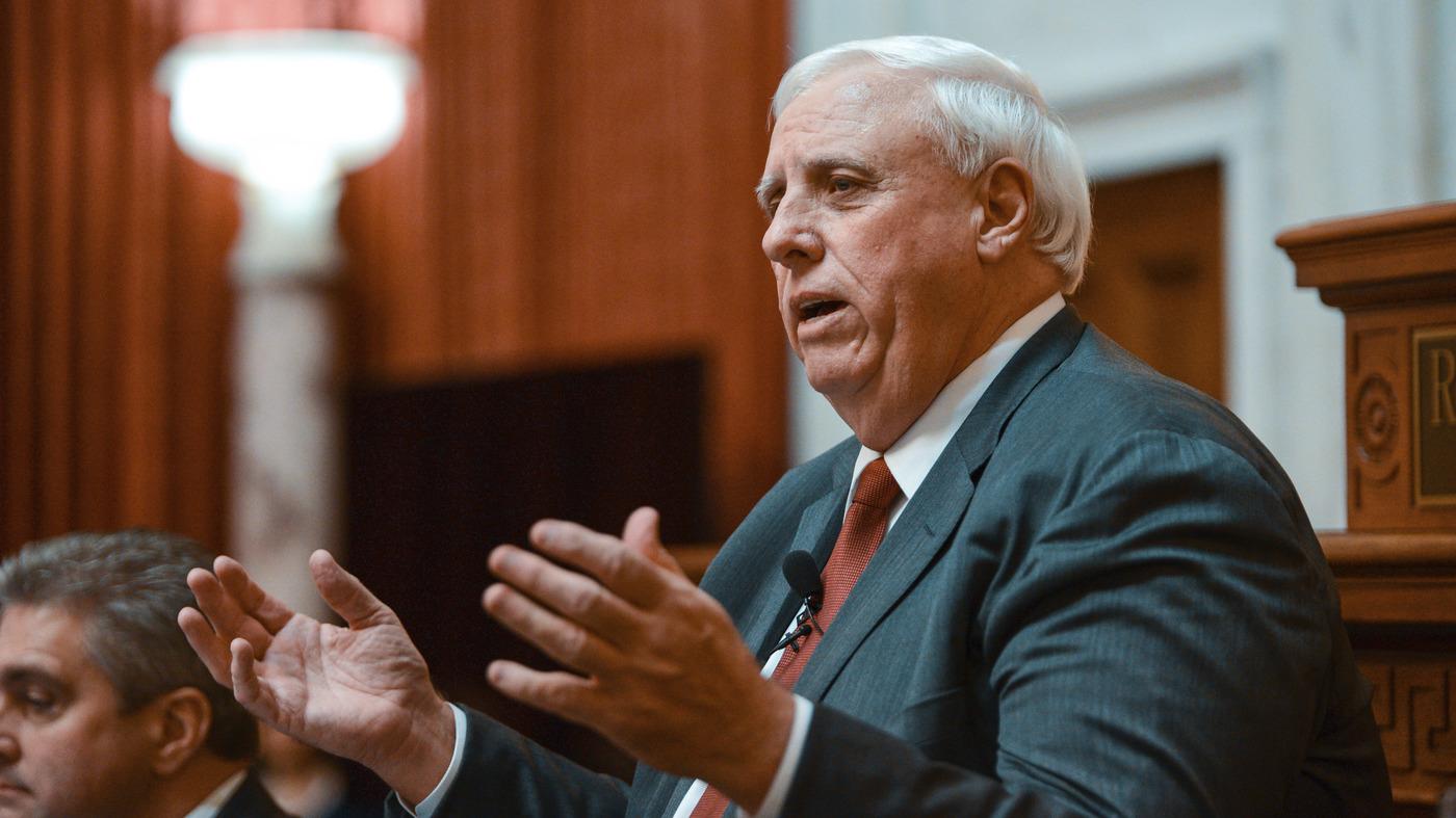 Mine Safety Debt Grows For Family Of West Virginia Gov. Jim Justice : NPR