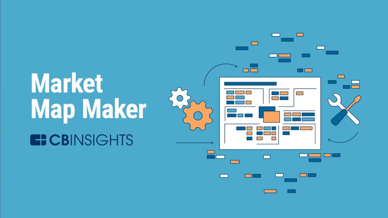 CB Insights Market Map Maker