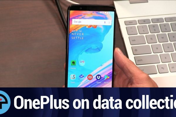 OnePlus Addresses its Data Collection