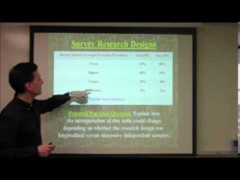 Survey Research Designs By Nestor Matthews