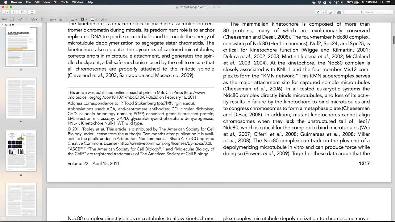 How to Read a Primary Research Paper