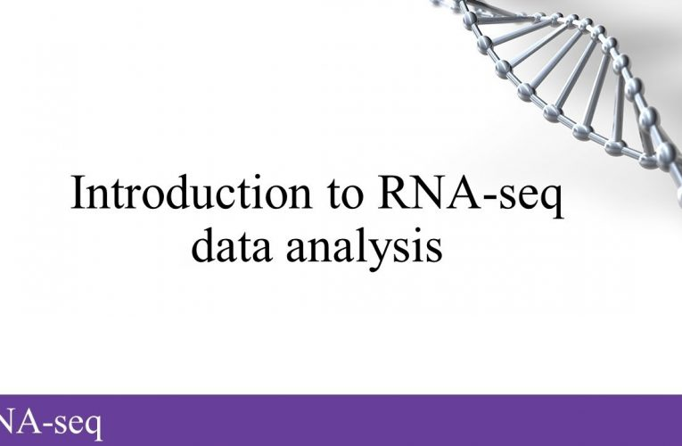 Introduction to RNA-seq data analysis