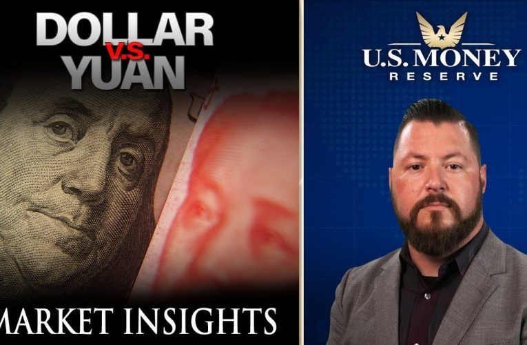 China's Move From The U.S. Dollar | USMR Market Insights