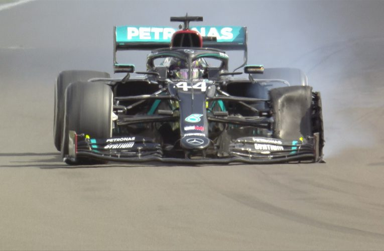 DATA ANALYSIS: How impressive was Lewis Hamilton's performance on three wheels in the British Grand Prix?