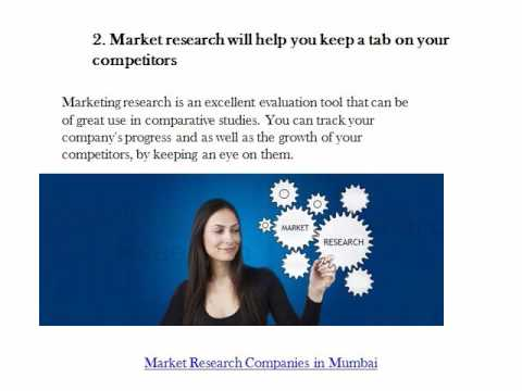Best Market Research Companies in Mumbai