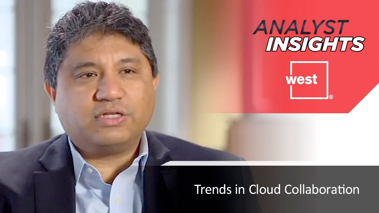 Analyst Insights: Trends in Cloud Collaboration