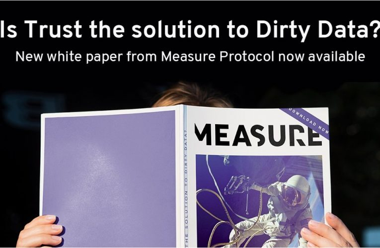 Measure Protocol Releases White Paper on Market Research Data Quality