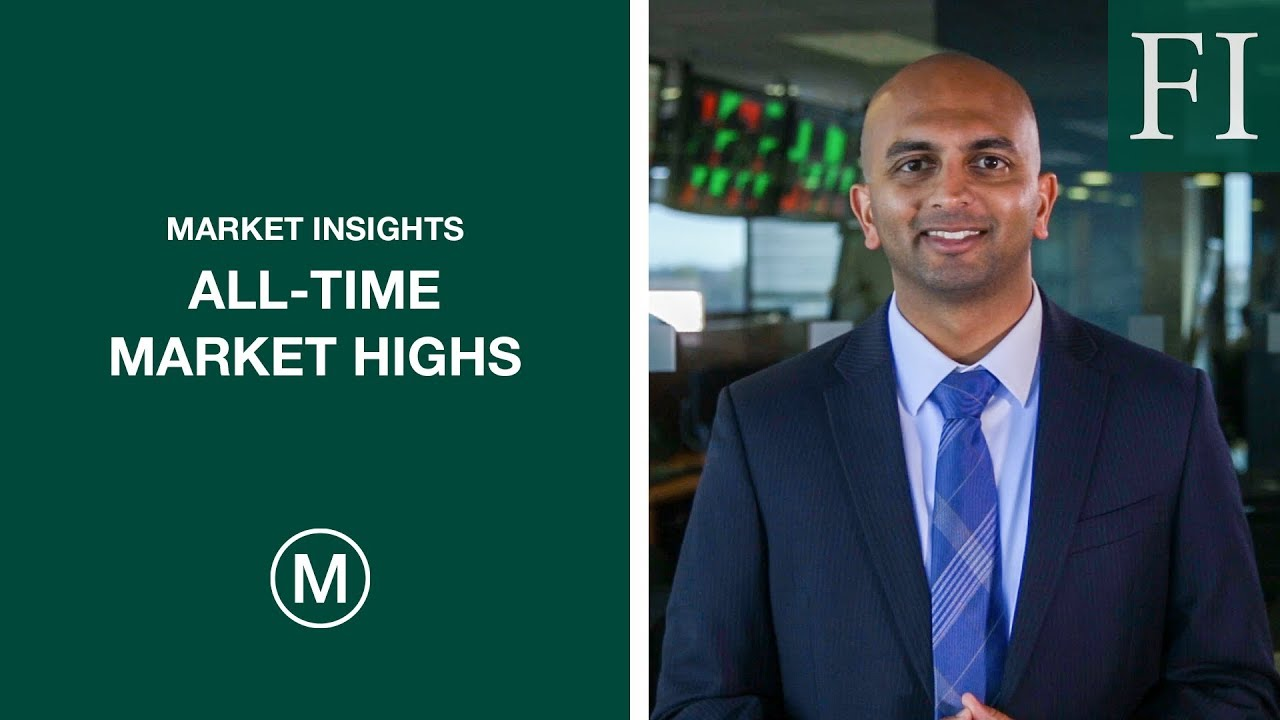 Market Insights | All-Time Market Highs | Fisher Investments