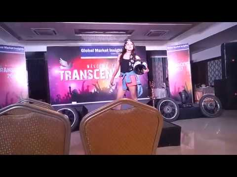 Transcend 2017  Global Market Insights Research Pvt Ltd #fashionshow #crowd #annualfunction #event