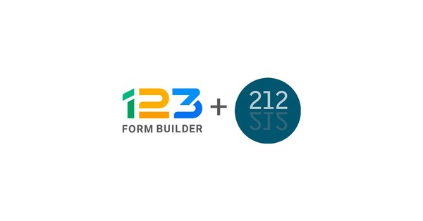 212 Acquires Stake in 123 Form Builder