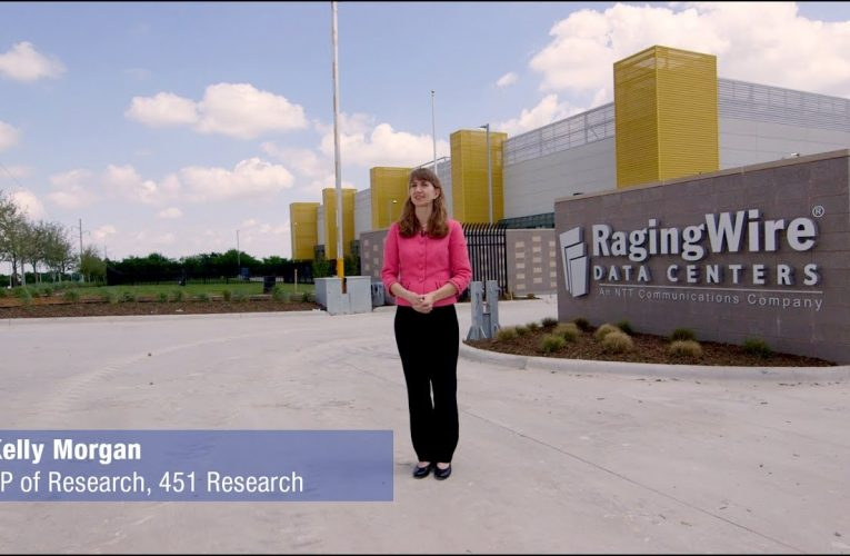 Kelly Morgan from 451 Research reports on the Dallas Data Center Market