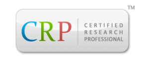 IIPMR Certified Research Professional (CRP)
