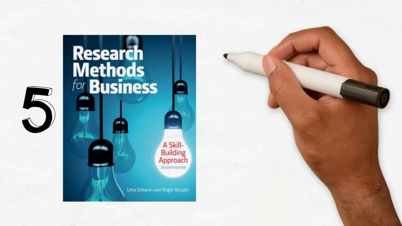 The Best Books on Business Research